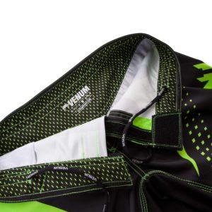 Venum Hurricane Fight Shorts - Green