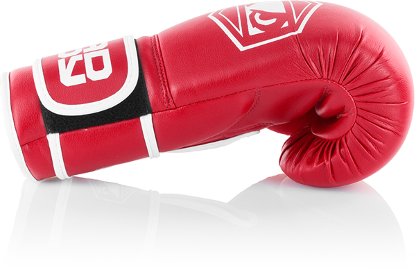 BadBoy Strike Boxing Gloves - Røde4