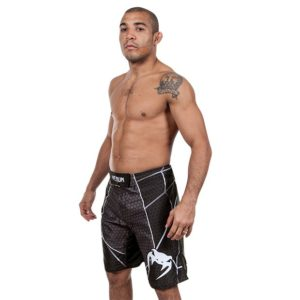 "Venum ""Spider 2.0"" Fightshorts - Black"