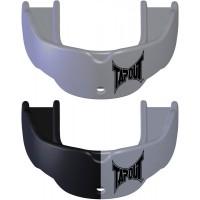 TapouT Voksen tannbeskytter 2 i 1 sort/sølv